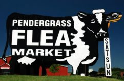 Pendegrass Flea Market, Client of Greenline Rates